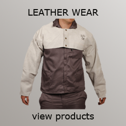Leather wear